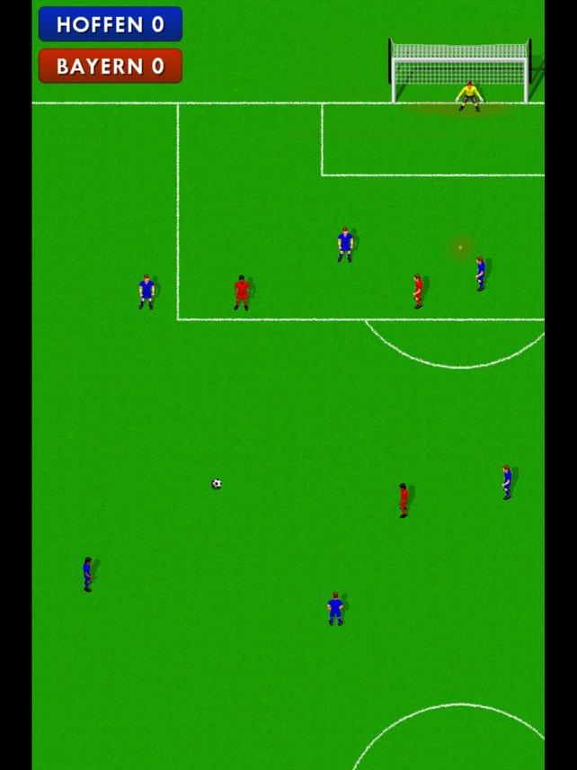 New Star Soccer ist ebenfalls kostenlos, besitzt aber ein unglaubliches Suchtpotenzial.