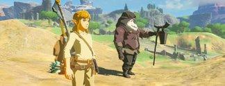 Gerücht: Universal Freizeitpark erhält eigenen Zelda-Bereich