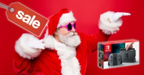 Nintendo Switch für 199 Euro