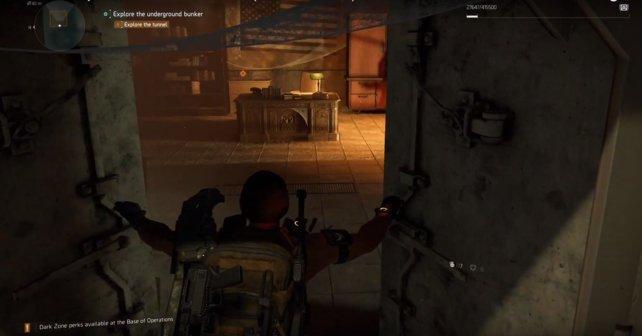Ihr werdet den Bunker mit mehr Fragen verlassen, als ihr ihn betreten habt.