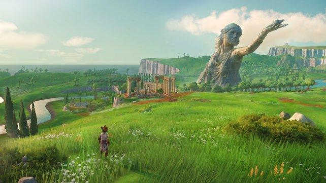 Vormals bekannt als Gods & Monsters: Ubisofts Open World lädt zu einem Ausflug nach Griechenland ein.