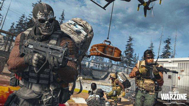CoD: Warzone bekommt mit der vierten Season ein Update spendiert und lässt euch mit 200 Spielern in die Arena ziehen.