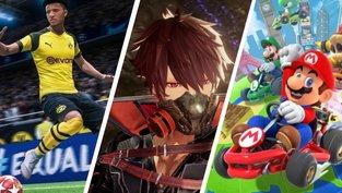The Surge 2, FIFA 20, Dragon Quest 11 und vieles mehr