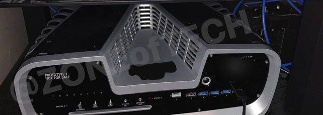 Das Dev Kit der PS5.