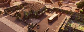 Fortnite: Nuketown aus Call of Duty nachgebaut