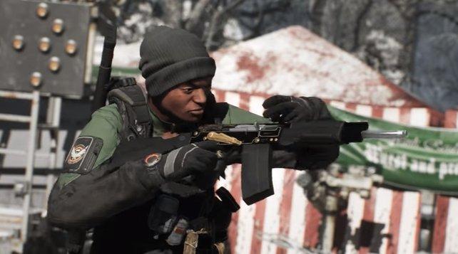 """Das Update 1.2 """"Konflikt"""" liefert euch neue Waffen, Ausrüstungen und weitere Änderungen."""
