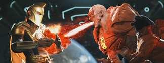 Vorschauen: Injustice 2: Die DC-Helden prügeln sich wieder