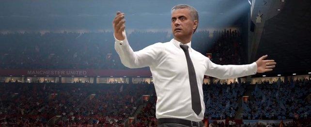 The Special One: José Mourinho in seiner ersten Saison bei Manchester United.