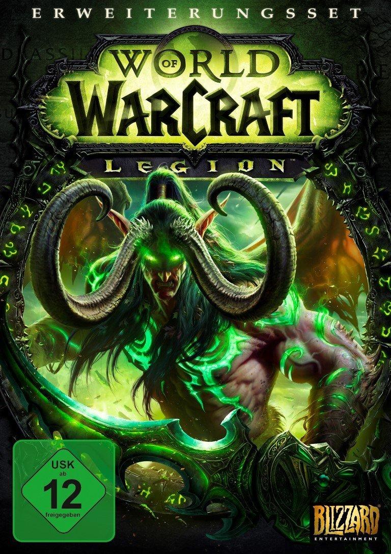 World of Warcraft - Legion: Lang erwartet, und Erwartungen bis jetzt erfüllt