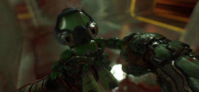 Auch die Figurenmodelle sind schöne Goodies. Aber was für die Spielmechanik wäre cool.