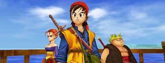 Tests: Dragon Quest 8: Über Frösche, Pferde und Menüführung