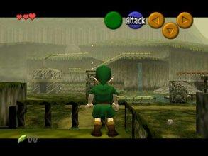 Modder entwickeln Ocarina of Time Online