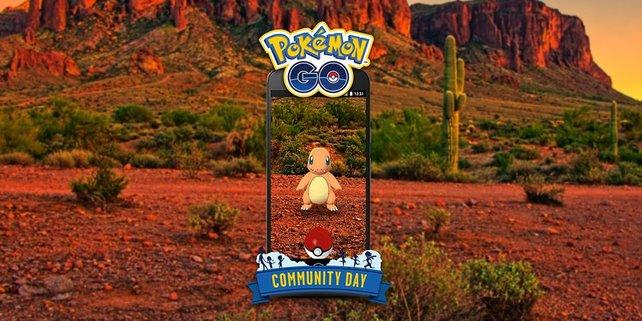 Beim letzten Community Day im Mai waren unzählige Menschen auf der Jagd nach dem Feuer-Pokémon Glumanda. Einer der Gründe: An diesem Tag ist die Shiny-Chance sehr hoch.
