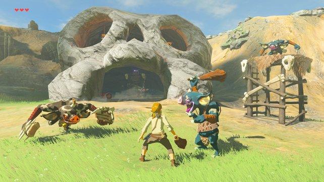 Maßgeblich am Erfolg der Switch beteiligt: The Legend of Zelda - Breath of the Wild