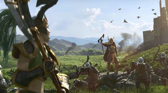 Magic: Legends wird ein Action-MMORPG.