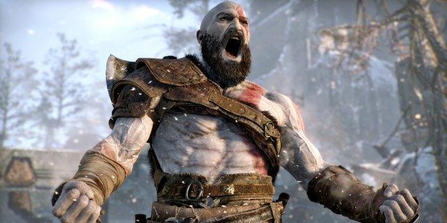 Reaktion von God of War-Spielern, nachdem sie die 100% erreicht haben.