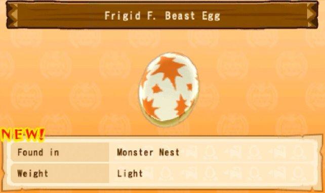 Je schwerer die Eier in Monster Hunter Stories sind, desto besser die Monsties die daraus schlüpfen.