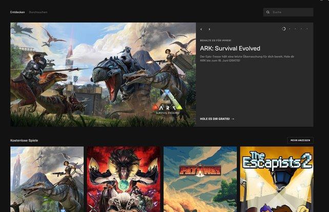 Epic Games verschenkt Ark und daher gibt es viele neue Spieler, die zusammen spielen wollen.