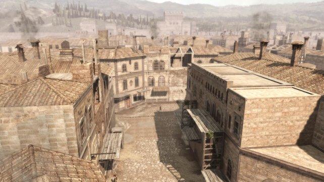 Die Städte des spätmittelalterlichen Italiens zu sehen, wäre schon schön.