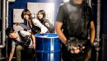 In Tokio könnt ihr zum echten Solid Snake werden