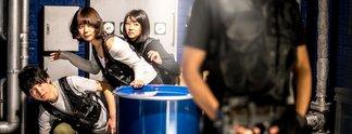 Metal Gear Solid: In Tokio könnt ihr zum echten Solid Snake werden