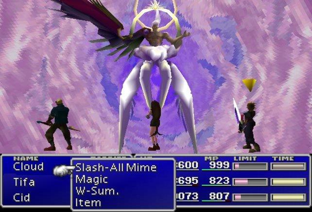 Final Fantasy 7 ist Kult, jedoch nicht für jeden ruckelfrei spielbar.