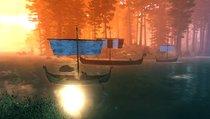 Valheim: Boot bauen: Floß, Karve und Langschiff benutzen