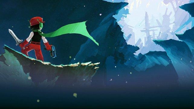Auch Cave Story+ gehört demnächst zu den Gratis-Spielen im Epic Games Store.
