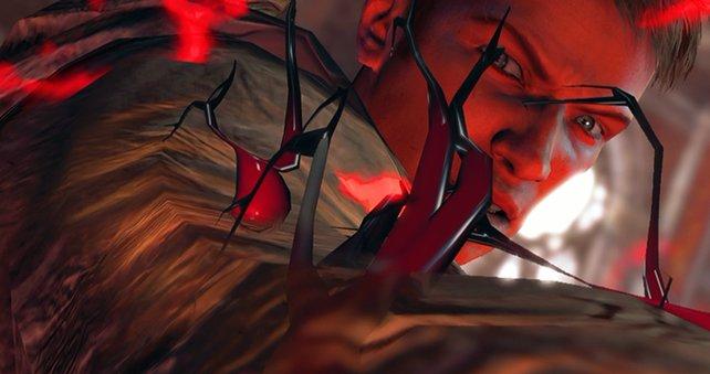 Die Erinnerungen bringen Dante neue Kräfte.