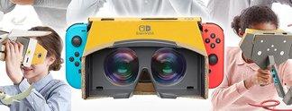 VR-Set angekündigt - und es ist etwas anders