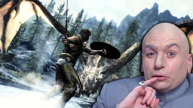 Skyrim besitzt ein allwissendes Genie, dass bisher unentdeckt blieb. (Bildquelle: New Line Cinema.)