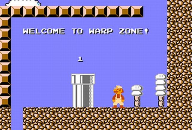 Von den Mario-Machern selbst kommt 1986 schon der erste legitime Ableger (der sich gar als Nachfolger rühmt). Wie unmenschlich boshaft Super Mario Bros. 2 ist, seht ihr hier. Tolle Warpzone, was?