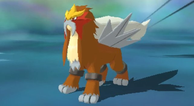 Mit Entei und Co. könnt ihr euch ein mächtiges Pokémon-Team aufbauen.