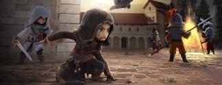 Assassins's Creed Rebellion: Ab sofort für Android und IOS erhältlich