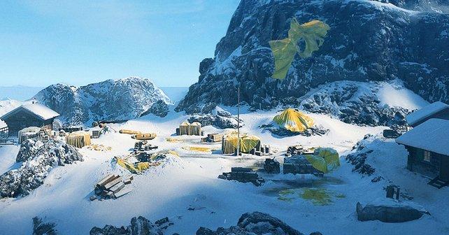 So sieht es aus im hohen Norden von Battlefield 5.