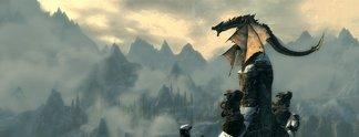 Skyrim-Oma: Die älteste Skyrim-Spielerin wird in Elder Scrolls 6 geehrt