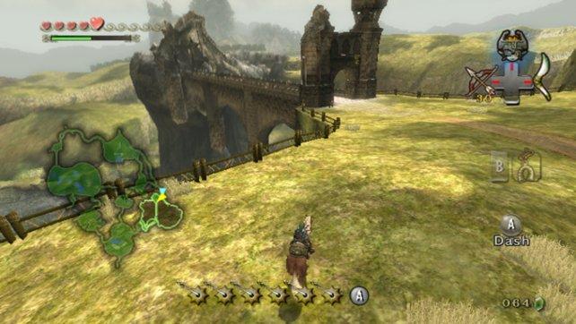 The Legend of Zelda - Twilight Princess erscheint zeitgleich für Wii und Gamecube. Nie war eines von Links Abenteuern so gewaltig groß.
