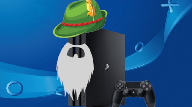 PlayStation 4 adé