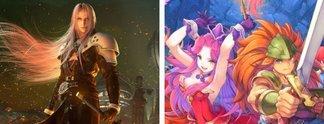 Vorschauen: Final Fantasy 7: Remake und Trials of Mana auf der gamescom gespielt