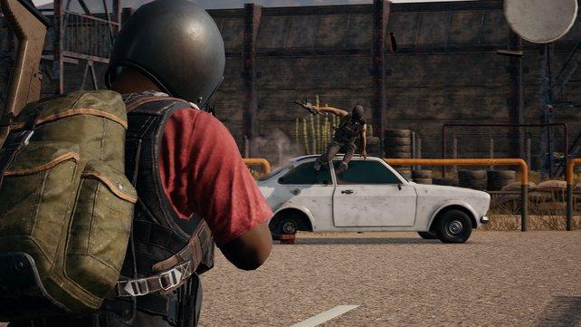 Keine Chance für A*löcher: Battle-Royale-Shooter outet künftig böse Spieler.