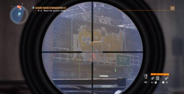 Jedes Agenten-Team braucht einen Scharfschützen