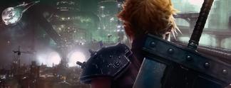 Final Fantasy 7 - Remake: Erster Gameplay-Trailer zeigt, wie actionreich die Kämpfe sind
