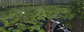 Fishing Planet: Klassisches Angelspiel bekommt absurd filmreifen Trailer