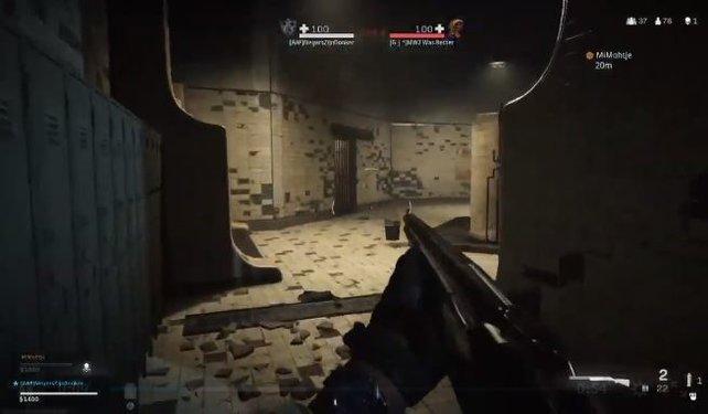 Der Spieler MW2 Was Better gewann das Gulag-Match, indem er seinem Gegner einen cleveren Streich in CoD: Warzone spielte.