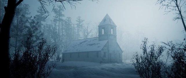 Ein Trailer stellt das eindrucksvolle Setting von Little Hope vor.