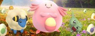 Pokémon Go: 23 neue Pokémon der 3. Generation im Spiel