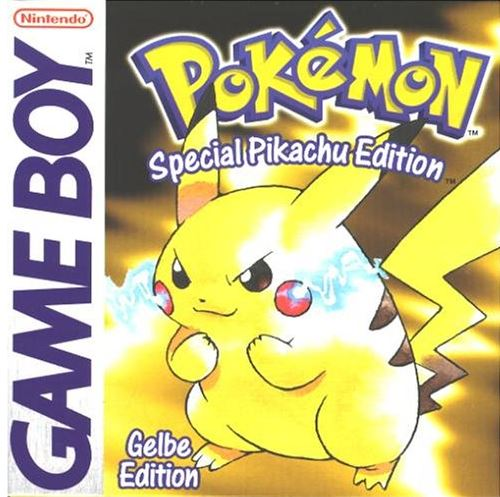 Pokémon Gelbe Edition