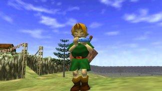 The Legend of Zelda - Ocarina auf Time - TV Spot