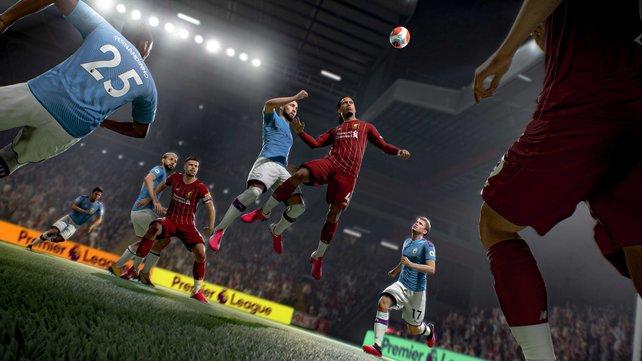 Wir zeigen euch die offiziellen Lizenzen in FIFA 21 und welche Ligen dabei sind.