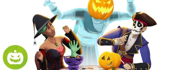 Es wird Zeit eure Halloween-Party zu planen.